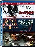 eOne Triple Feature Set 12 (Dead Snow, House of the Devil, The, Night Of The Demons) / Coffret 3 DVD 12 (Neige Mortelle, La Maison du Diable, La Nuit des Démons) (Bilingual)