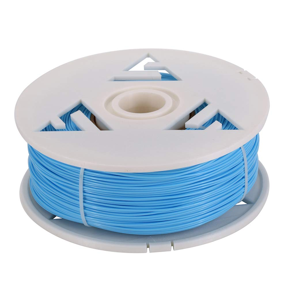 Dimensional Accuracy +//- 0.03 mm 2.2 LBS 3D Solutech Aqua Blue 3D Printer Masterspool PLA Filament 1.75MM 1.0KG