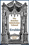 Talmud Erubin (Soncino Babylonian Talmud Book 13)