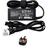 Replacement Laptop Charger AC Adapter 65W 19V 3.42A for Acer