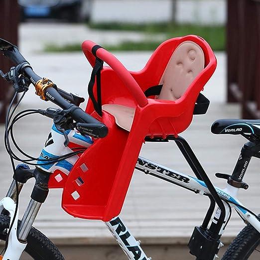 AIBAB Asiento Infantil De Bicicleta De Montaña Asiento De ...