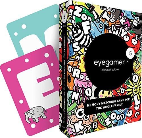 Eyegamer - Alphabet Edition - Abc Match Game