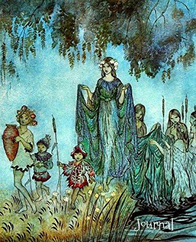 Journal: Arthur Rackham Fairy Procession (Arthur Rackham Collection) - Fairy Tale Journal