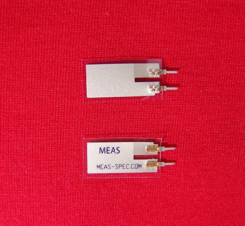 Instruments Any Two (2 Fluoropolymer PVDF Piezo Film Tabs / Transducers)