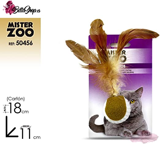 JUGUETES PARA GATOS JUGUETES DE GATOS JUGUETE GATO BOLAS BOLA PLUMAS PLUMA SUENA: Amazon.es: Productos para mascotas