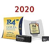 R4 Gold Pro 2020 16gb com jogos+ adaptador