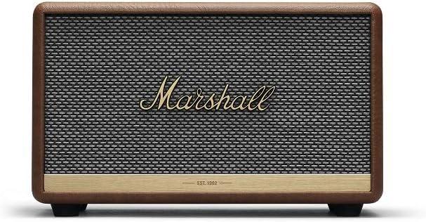 Marshall Acton II Altavoz Bluetooth, EU, Marrón