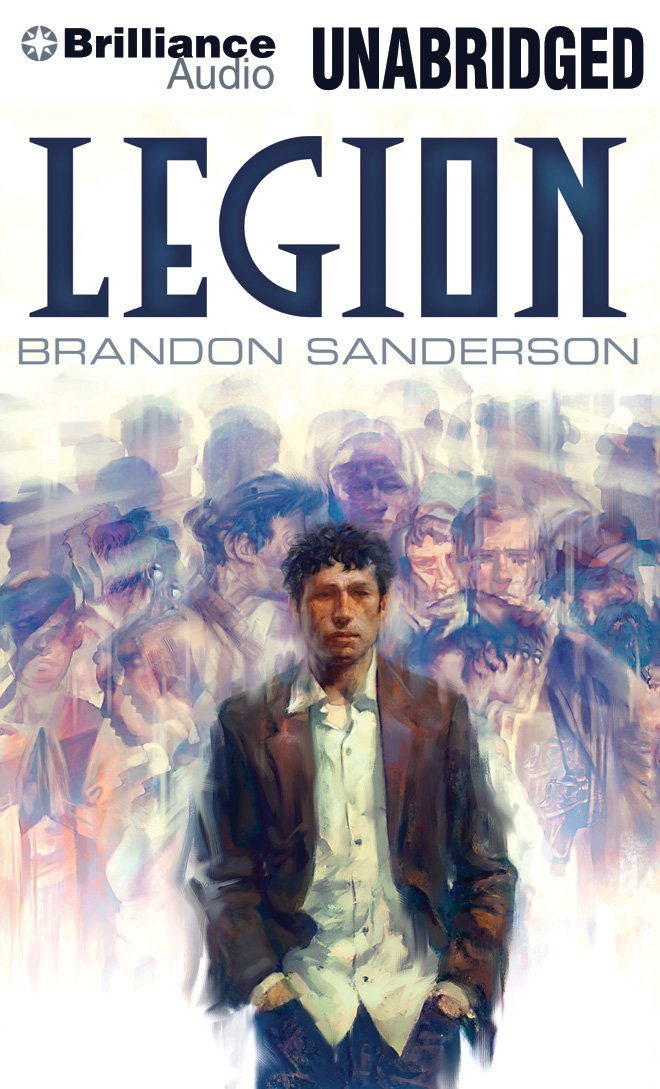 Image result for legion books sanderson