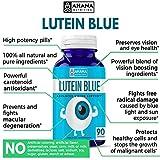 Lutein 40mg Capsules - Maximum Strength Formula