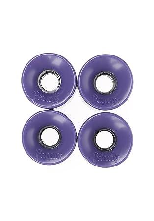 Penny PNYWT015 Set de Ruedas, púrpura, Talla Única: Amazon.es: Deportes y aire libre