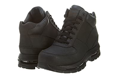 the best attitude c22ad 484df Image Unavailable. Image not available for. Color  Nike Mens Air Max  Goadome TT Tech Tuff ACG Winter Boots Black Black ...