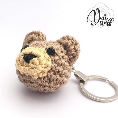 Tuto dominguero #osito #amigurumi #crochet #ganchillo #oso… | Flickr | 500x500