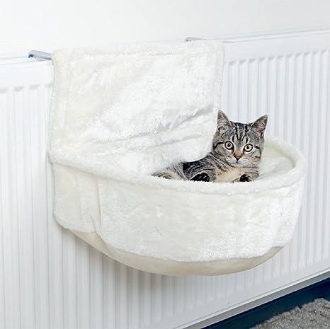 PaylesswithSS Cama para radiador de Gato