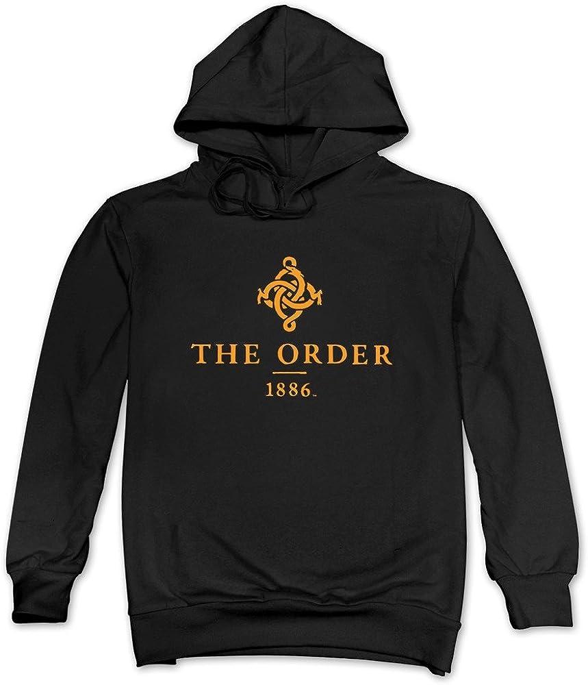 NBS Hoodies Men The Order: 1886 Game Logo Hoodies Sweatshirt