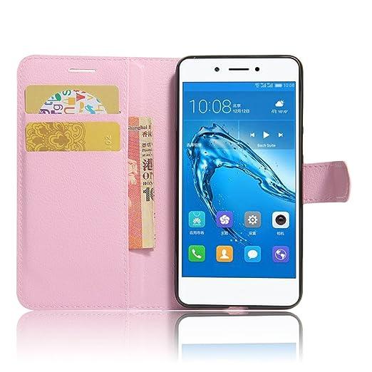 """6 opinioni per Per Huawei Nova Smart 5.0"""" Custodie e cover,OFU® PU+TPU portafogli in pelle"""