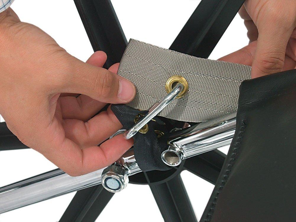 UniLoop Seat Belt Attachment Loop, 3 sets per pack, 6 packs per order