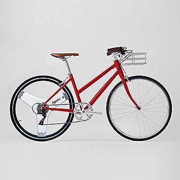 Hycore T1 City Ebike - Bicicleta eléctrica para mujer, 27,5 ...