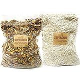 eSutras Organics Super food Nuts and Seeds, Walnut-Sunflower, 10 Pound
