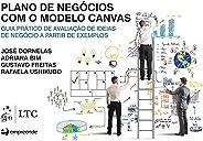 Plano de negócios com o modelo canvas-guia prático de aval.de ideias de negócio a partir de exemplos: Guia Prático de Avaliaç