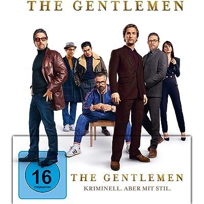 The Gentlemen - Limited Blu-ray Edition im Steelbook [Alemania] [Blu-ray]