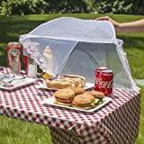 Sorbus Inflatable Serving Bar & food umbrella mesh