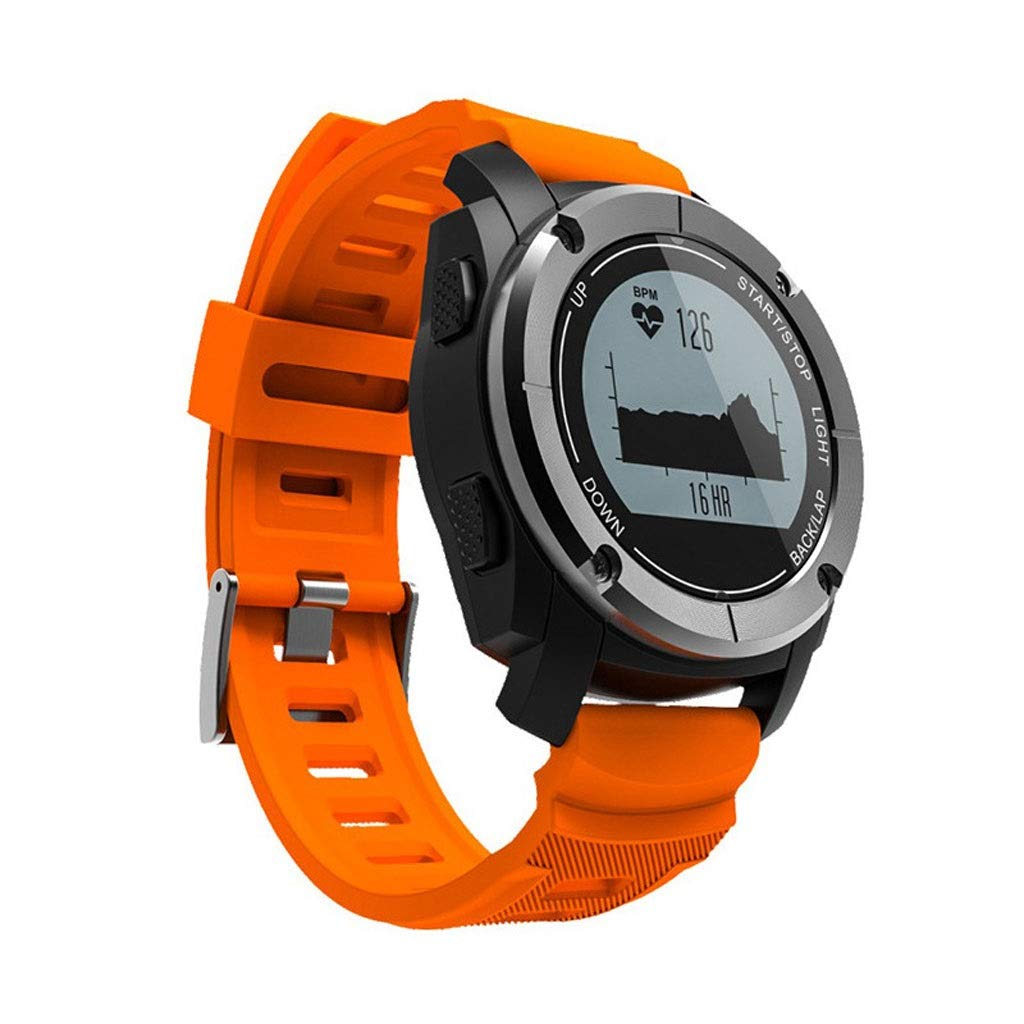 Amazon.com: AnSuu Smart Watch S928 Outdoor Bluetooth Smart ...