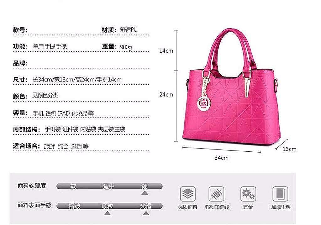 Neue lady, lady charmant, mode - - - tasche, die umhängetasche,hellgrau B07HP443JB Henkeltaschen Hohe Qualität und Wirtschaftlichkeit 4b6608