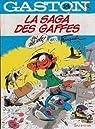 Gaston - N°14 - La saga des gaffes par Franquin