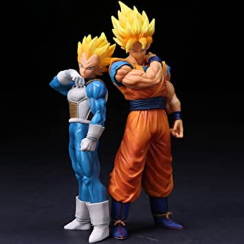 "10pcs Super Saiyan Toys Dragon Ball Z 4/"" Mini Figures Collection Gift kids toys"