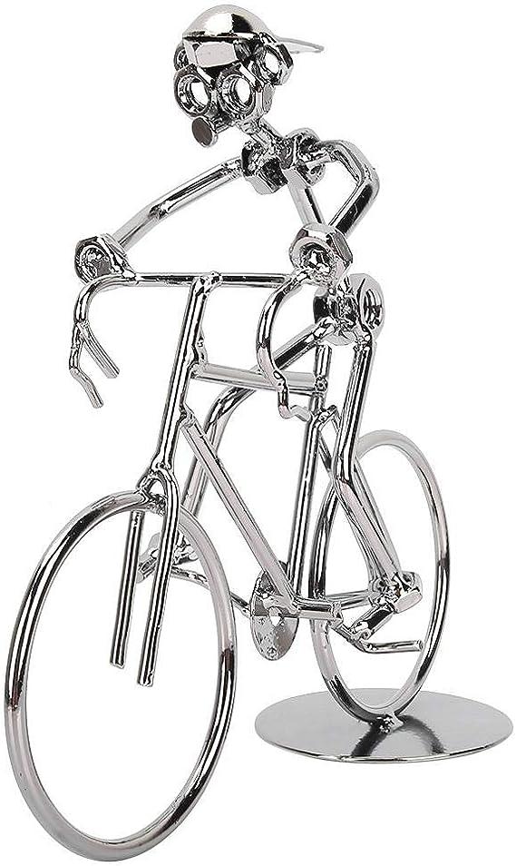Hilitand Modelo de Bicicleta en Miniatura de Hierro de la Vendimia ...
