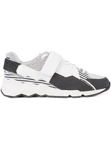 hook & loop sneakers - Black Pierre Hardy Fs9oWUU