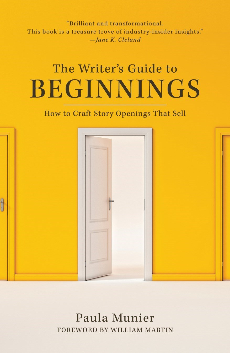 Download The Writer's Guide to Beginnings: How to Craft Story Openings That Sell ebook