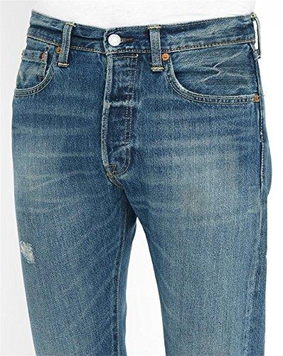 Levi's Jeans Blu 501 Uomo 501 Levi's rUzTxrqw0R