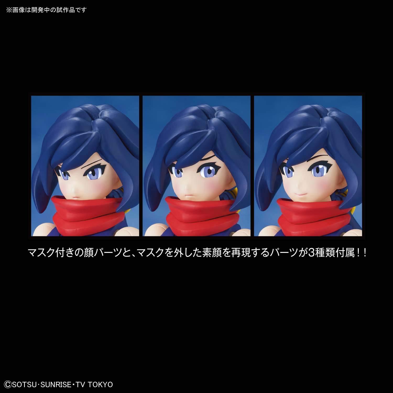 Bandai Figure-Rise Standard Build Divers Diver Ayame Gundam Build Divers