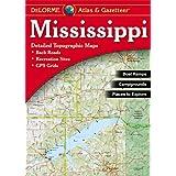 Mississippi Atlas & Gazetteer