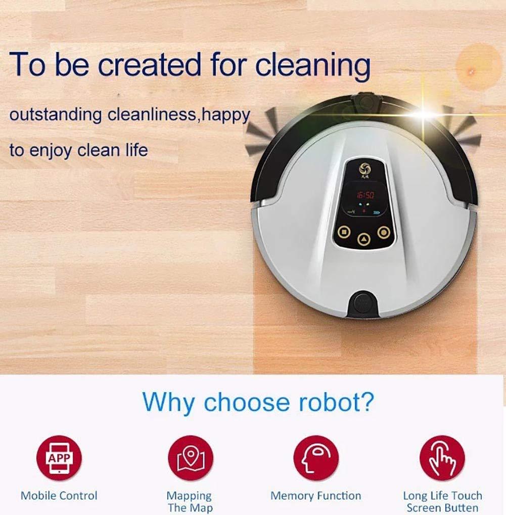 ML Robot Aspirador Cámara 720p Totalmente automático Vacío ...