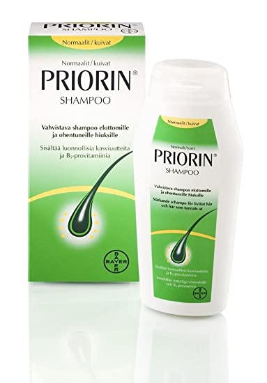 priorin schampoo recension