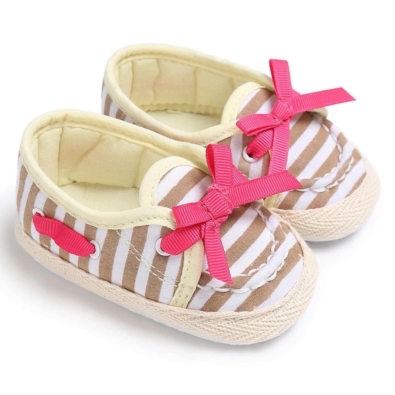 Pour 0-18 mois Bébé,Transer ® Bébé filles mignonnes chaussons Comfort  mocassins Soft prémarcheur anti-dérapant Sneaker: Amazon.fr: Chaussures et  Sacs