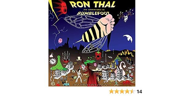 The Adventures of Bumblefoot : Thal, Ron: Amazon.es: Música