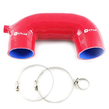 Silicone Intake Inlet Hose Pipe For Renault 5 GT Turbo Red
