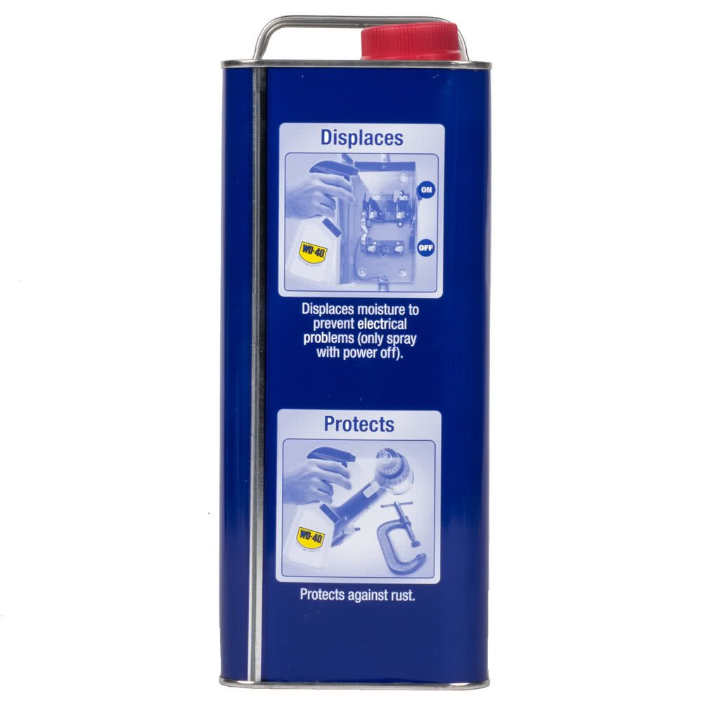 WD-40 Multi-Use Product, One Gallon [4-Pack] by WD-40 (Image #3)