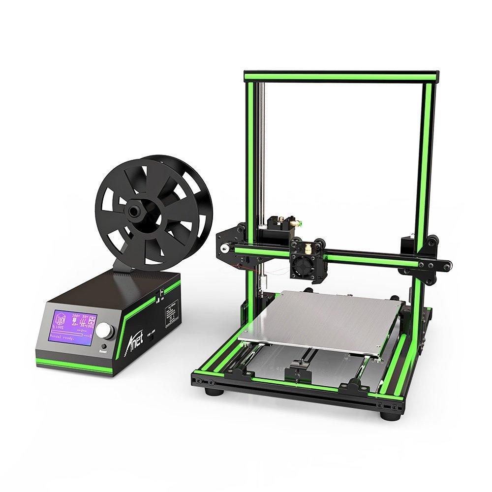 Anet E10 Impresora 3d aleación de aluminio marco Grandes Impresión ...