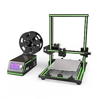 Anet E10 Impresora 3D Kit del Grado Industrial Apoyar Multi-idioma ...
