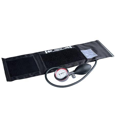 Jago - Tensiómetro y estetoscopio (tubo simple, aluminio, PVC, ABS, incluye bolsa de almacenaje): Amazon.es: Salud y cuidado personal