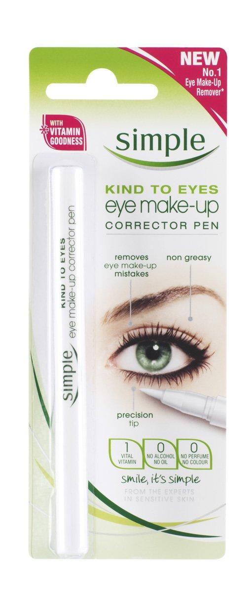 5 Pack Simple Eye Make-Up Remover Sensitive Kind to Eyes 4.2 Oz Each April Skin, PinkyPiggy Collagen Pack, 3.38 oz (pack of 4)