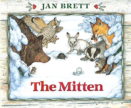 The Mitten [Brett, Jan] (Tapa Dura)