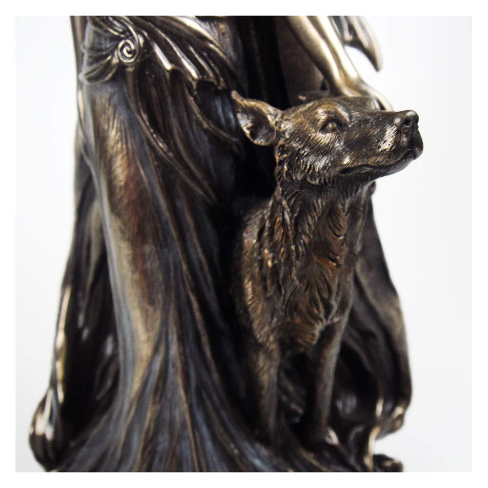 Hekate Bronze Figurine Edizione: Regno Unito