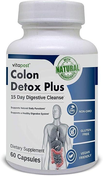 Detox colon în mod natural