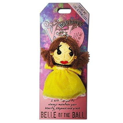 Amazon.com: Watchover Voodoo Doll nuevo Belle de la pelota ...