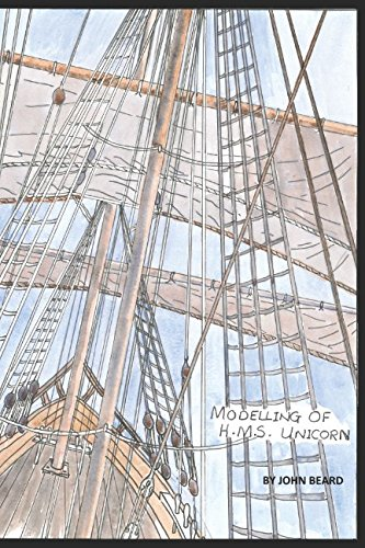 Modelling of H.M.S. Unicorn: How to Build a Model Sailing Ship from Scratch (Model Ships)